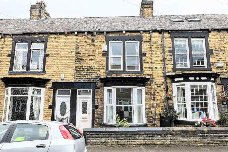 4 Bedrooms Terraced House for sale in Longman Road, Barnsley, S70 2LD