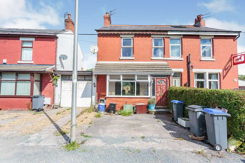 3 Bedrooms Semi Detached House for sale in Fishers Lane, Blackpool, Lancashire, FY4
