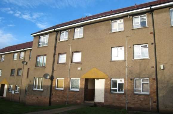 2 Bedrooms Flat for rent in Forth Crescent, Menzieshill, Dundee, DD2