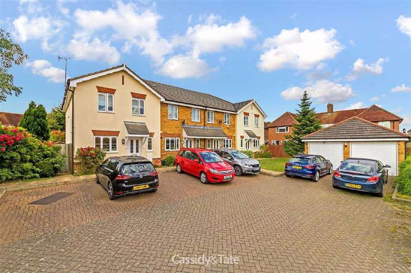 3 Bedrooms Property for sale in Liberty Walk, St. Albans, Hertfordshire - AL1 5PN