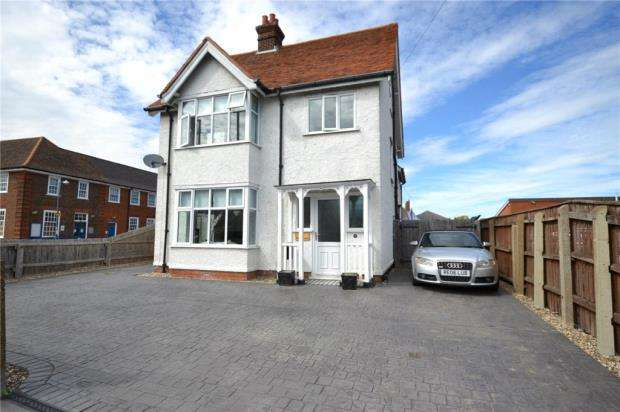 4 Bedrooms Detached House for sale in High Road West, Felixstowe, Suffolk