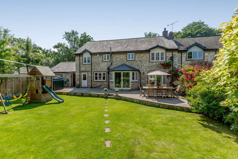4 Bedrooms Unique Property for sale in Cocksford, Stutton