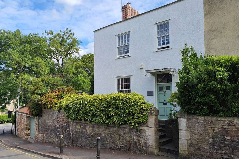 4 Bedrooms End Of Terrace House for sale in 3 High Street, Wickwar, GL12