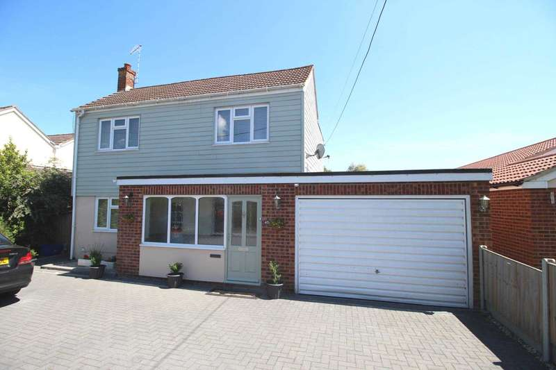 4 Bedrooms Detached House for sale in Maldon Road, Great Totham