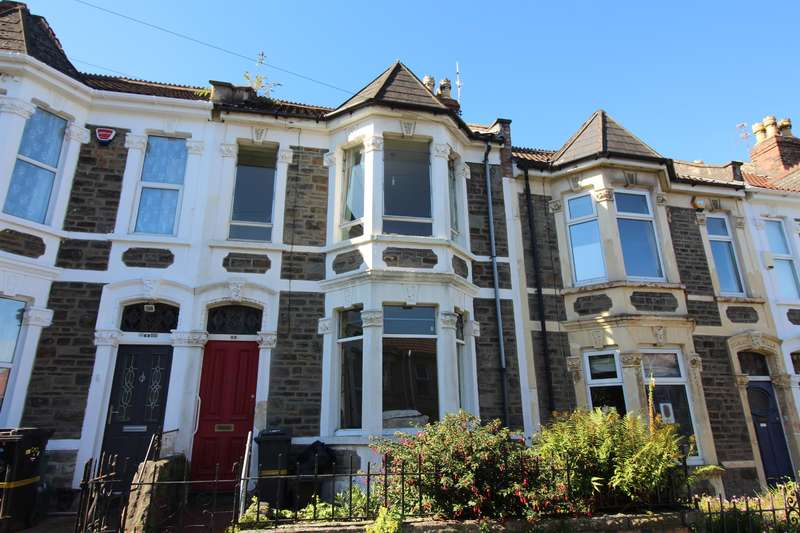 3 Bedrooms Terraced House for sale in Robertson Road, Eastville, Bristol, BS5 6JT