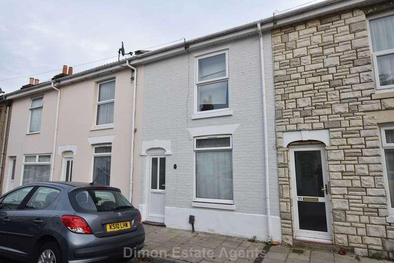 2 Bedrooms Terraced House for sale in Albert Street, Gosport