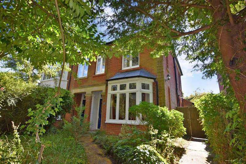 3 Bedrooms Semi Detached House for sale in Puckle Lane, , Canterbury, Kent