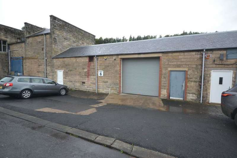 Commercial Property for sale in Unit 6, Mansfield Gardens Hawick, TD9 8AN