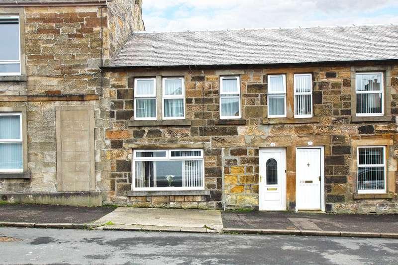 3 Bedrooms Terraced House for sale in Avenue Street, Stewarton