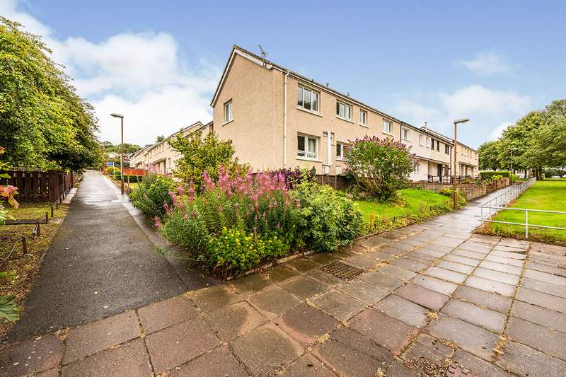 2 Bedrooms Flat for sale in Westhouses Street, Mayfield, EH22