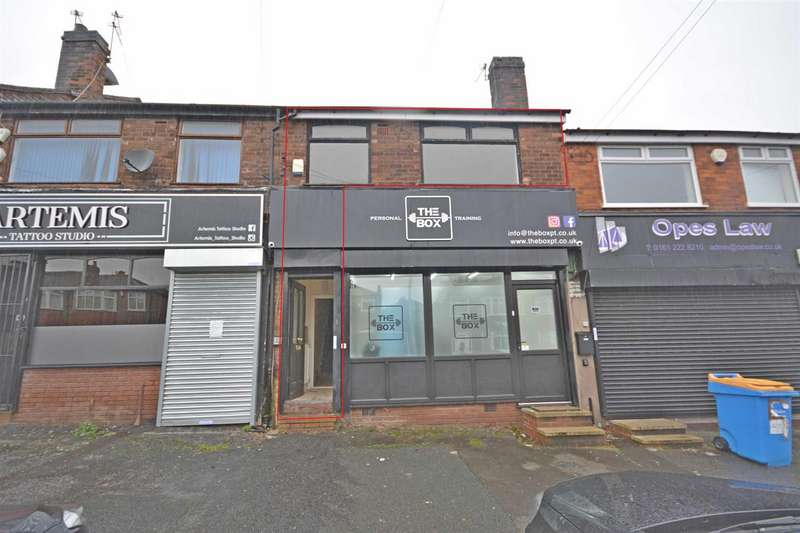 Flat for rent in Windsor Rd, Prestwich