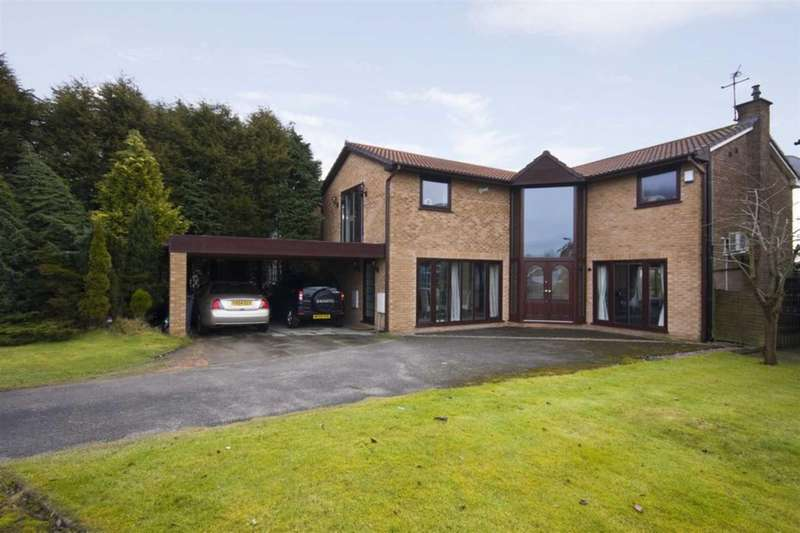 4 Bedrooms Detached House for sale in Meadowcroft, Whitefield