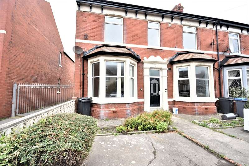 5 Bedrooms Detached House for sale in Northumberland Avenue, Blackpool
