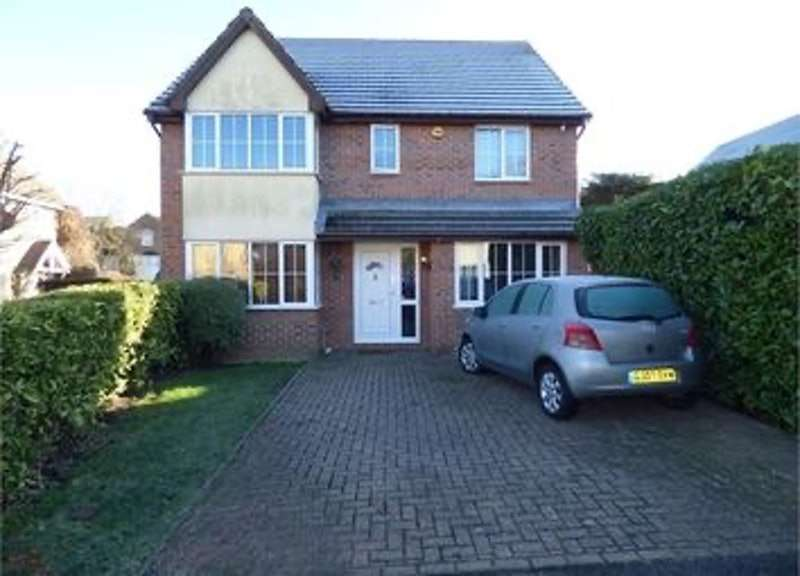 4 Bedrooms Detached House for sale in Mimosa Close, Basildon, Essex, SS16