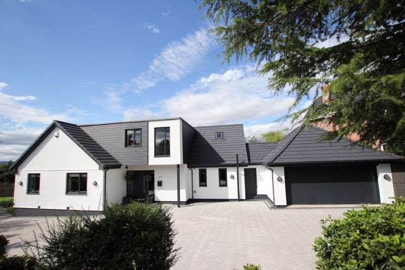 5 Bedrooms Property for sale in Farr Hall Drive, Lower Heswall, Wirral