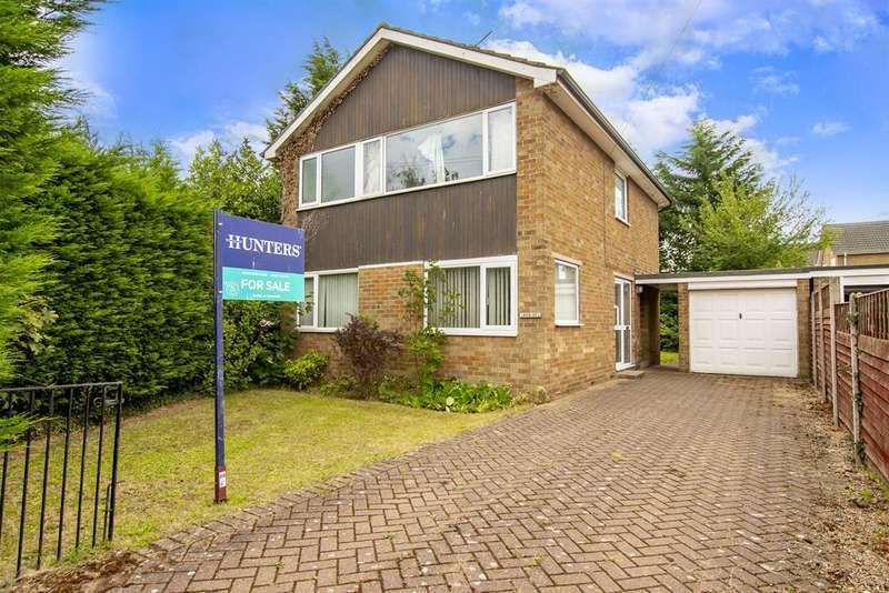 3 Bedrooms Detached House for sale in Norman Road, Hatfield, Doncaster, DN7 6AF