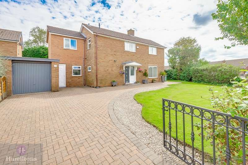 3 Bedrooms Detached House for sale in Landside, Leigh, Greater Manchester. WN7 3JT