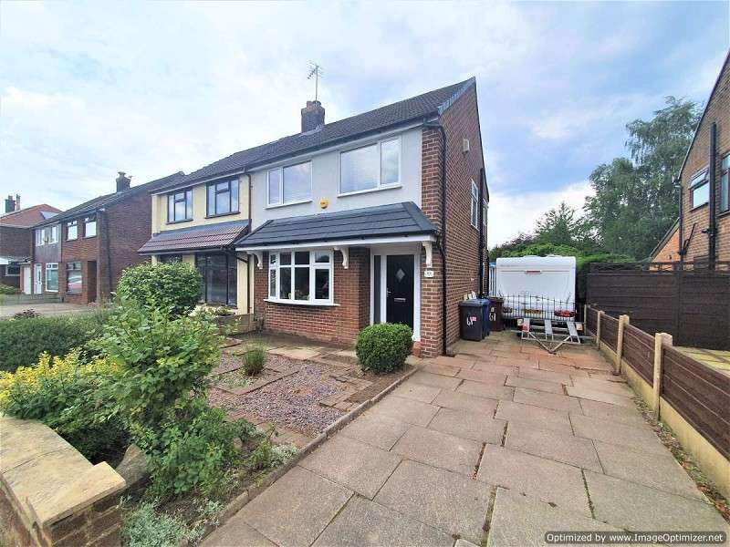 3 Bedrooms Semi Detached House for sale in Chestnut Drive South, Pennington, Leigh, Greater Manchester. WN7 3JX