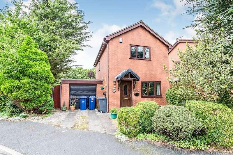 2 Bedrooms Detached House for sale in Moss Bridge Park, Lostock Hall, Preston, PR5