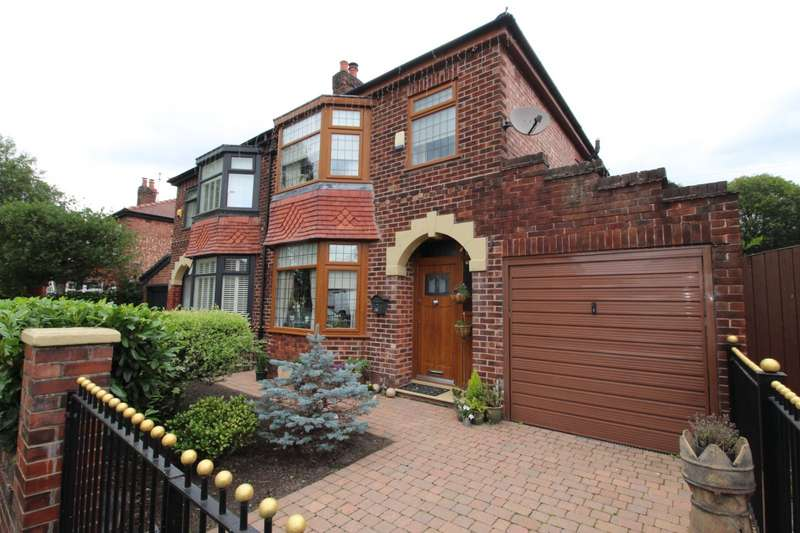 3 Bedrooms Semi Detached House for sale in Hyde Road, Manchester, Greater Manchester, M18