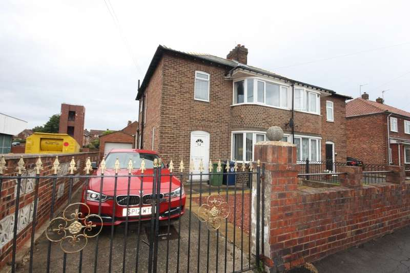 3 Bedrooms Semi Detached House for sale in Coronation Road, Loftus, Saltburn-By-The-Sea, TS13