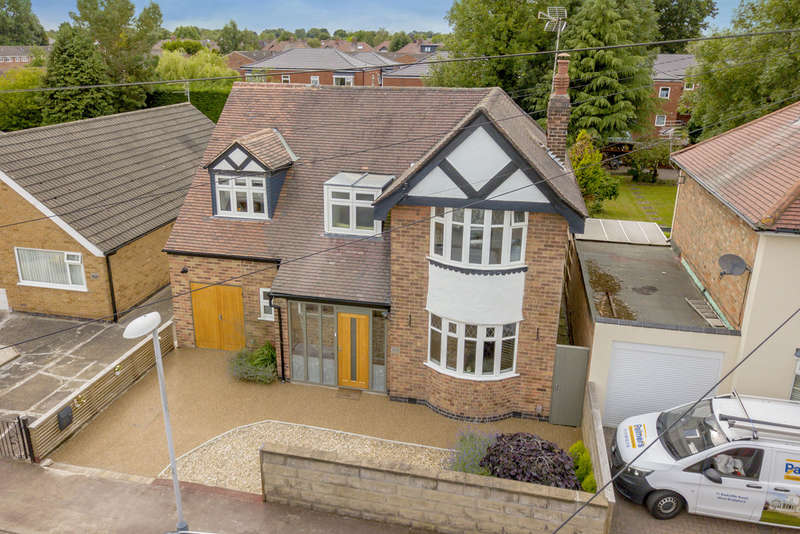 4 Bedrooms Detached House for sale in Gertrude Road, West Bridgford, NG2 5DB