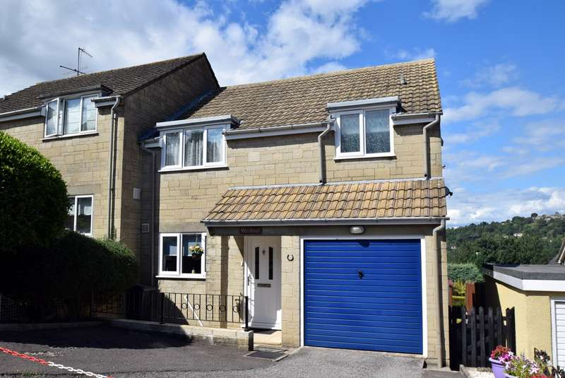 3 Bedrooms Semi Detached House for sale in Jubilee Road, Nailsworth, Stroud, GL6