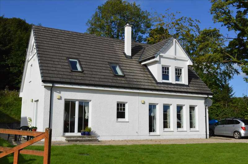 5 Bedrooms Detached House for sale in Almond Bank, Cordon, Lamlash