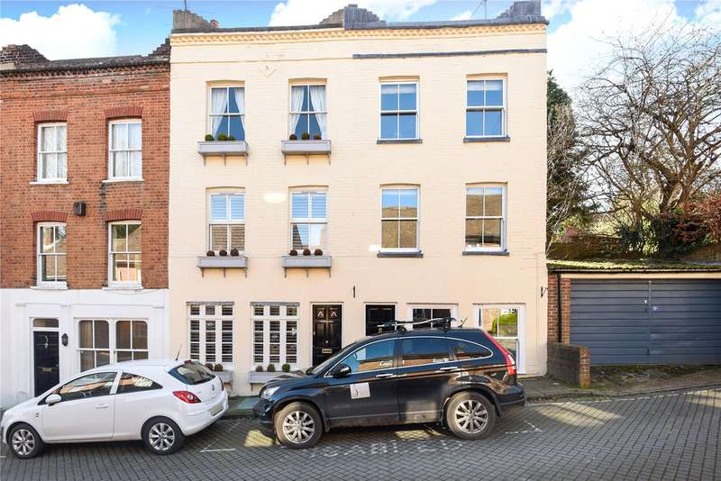 3 Bedrooms Terraced House for sale in Canon Street, Winchester, Hampshire, SO23