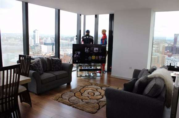 2 Bedrooms Apartment Flat for sale in 301 Deansgate, Manchester