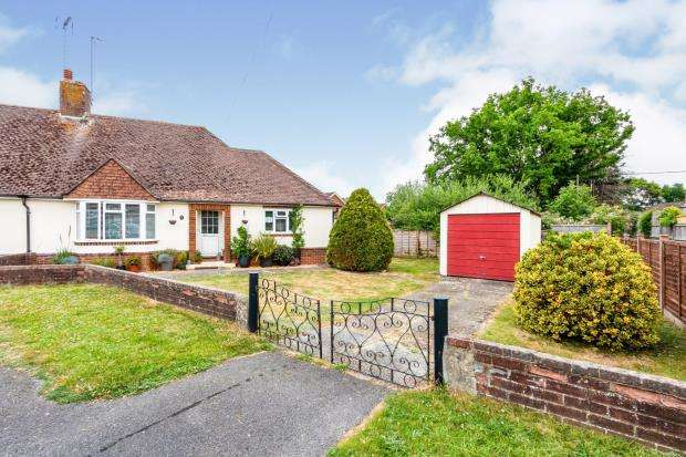 2 Bedrooms Bungalow for sale in Hook