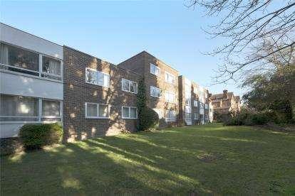 1 Bedroom Flat for sale in Pinehurst, Willow Grove, Chislehurst