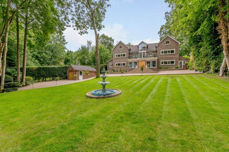 8 Bedrooms Detached House for sale in Kingfisher Lure, Rickmansworth, WD3