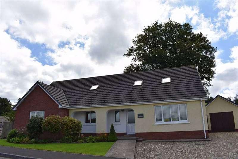 4 Bedrooms Property for sale in Bro Cerwyn, Llanpumsaint, Carmarthen