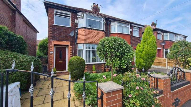 3 Bedrooms Semi Detached House for sale in Lydgate Road, Droylsden, Manchester