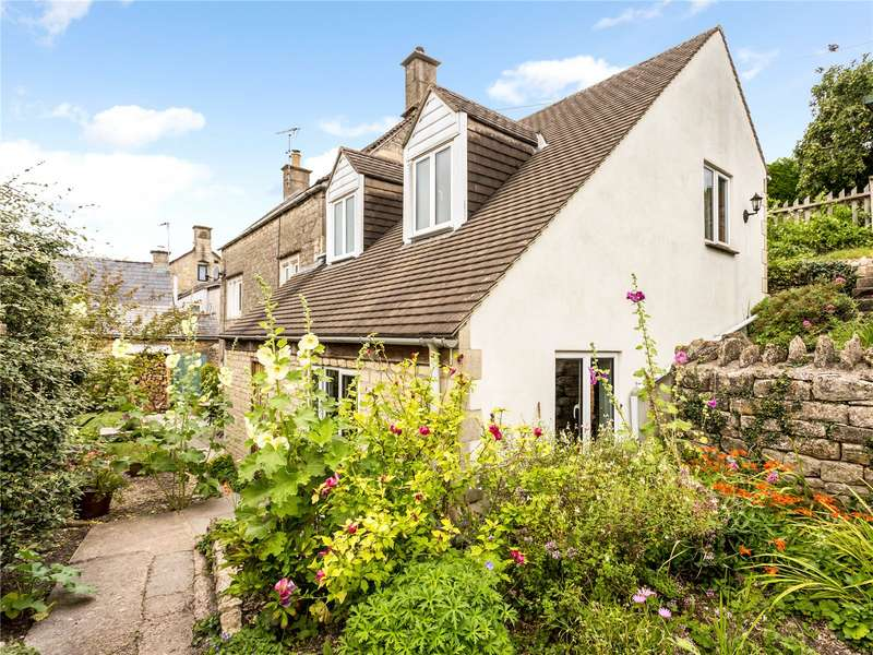4 Bedrooms Detached House for sale in Silver Street, Chalford Hill, Stroud, Gloucestershire, GL6