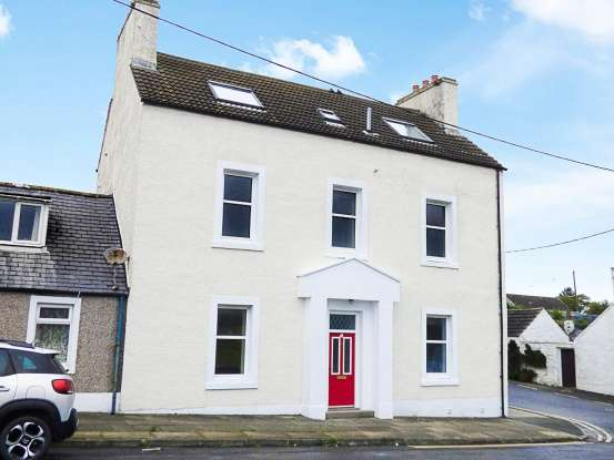 Property for sale in Mill Street, Stranraer, Wigtownshire, DG9 9PS