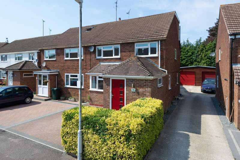 4 Bedrooms Semi Detached House for sale in Willow Tree Close, Willesborough, Ashford, TN24