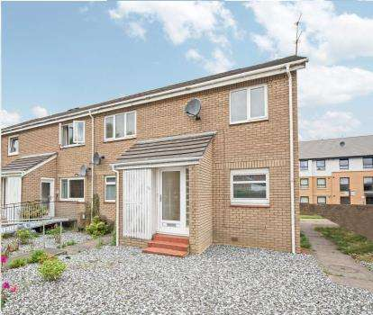 2 Bedrooms Maisonette Flat for sale in Muirkirk Drive, Anniesland, Glasgow