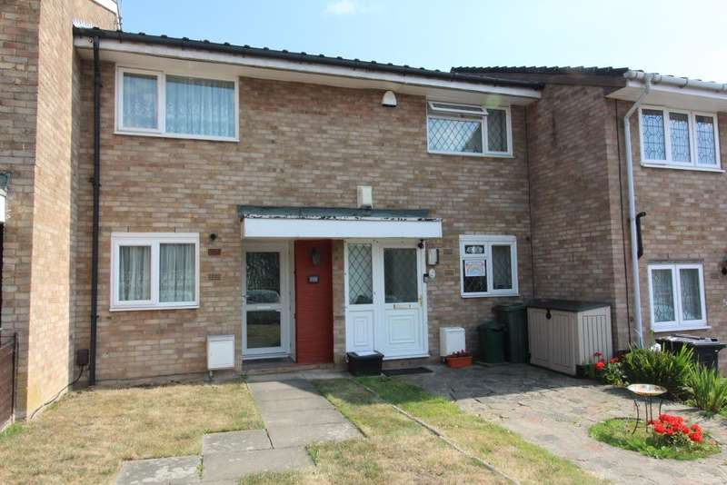 2 Bedrooms Terraced House for sale in Dyke Drive, Orpington, Kent, BR5 4LZ