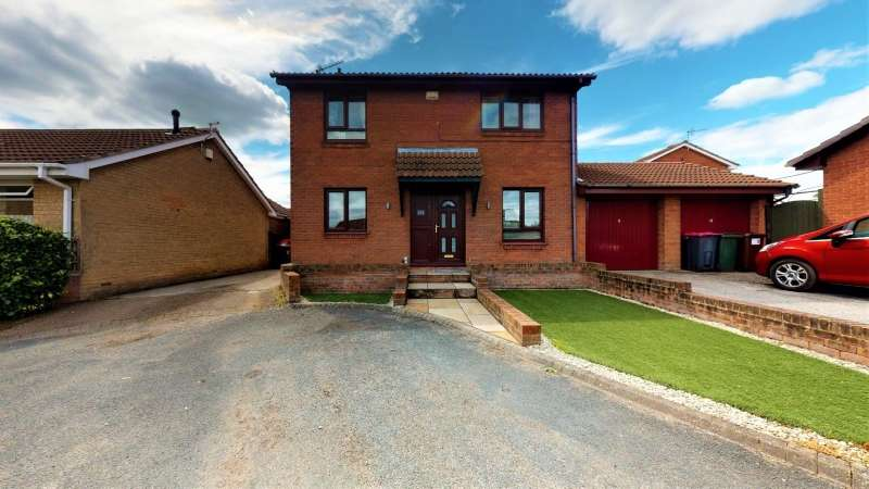 3 Bedrooms Detached House for sale in Belvedere Parade, Bramley, Rotherham
