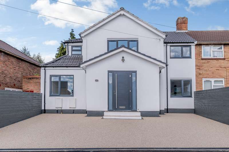4 Bedrooms Semi Detached House for sale in The Queens Drive, Rickmansworth, Hertfordshire, WD3