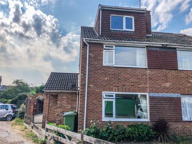 4 Bedrooms Semi Detached House for sale in Cortlands Mews, SITTINGBOURNE, Kent