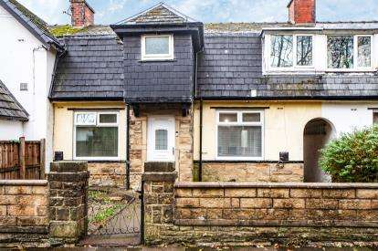 2 Bedrooms Terraced House for sale in Surrey Road, Nelson, Lancashire, ., BB9