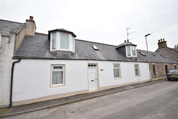 3 Bedrooms Terraced House for sale in Maxwell Street, Fochabers