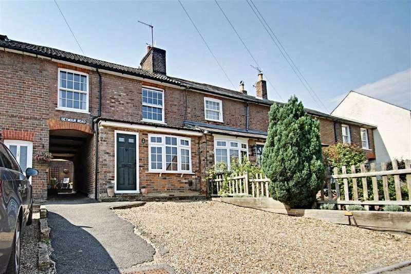 3 Bedrooms Terraced House for sale in Seymour Road, Berkhamsted, Herts