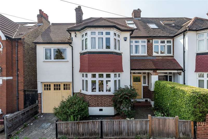 5 Bedrooms Semi Detached House for sale in Dalkeith Road, London, SE21