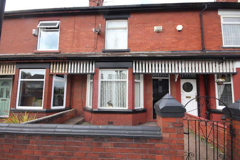 3 Bedrooms Terraced House for sale in Leigh Road, Leigh, WN7 1TA
