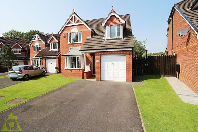 3 Bedrooms Cottage House for sale in Marsh Brook Fold, Westhoughton, BL5 2DH