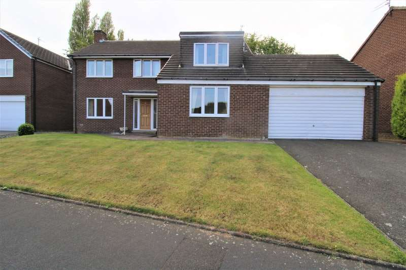 5 Bedrooms Detached House for sale in Longdean Park, Chester Le Street, Tyne and Wear, DH3